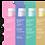 Thumbnail: BANILA CO - Clean It Zero Cleansing Balm Set Mini Macaron Limited Edition 4pcs