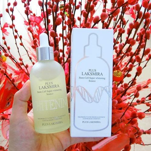 Plus Laksmira Stem Cell Super Whitening Source 100ml Made In Korea