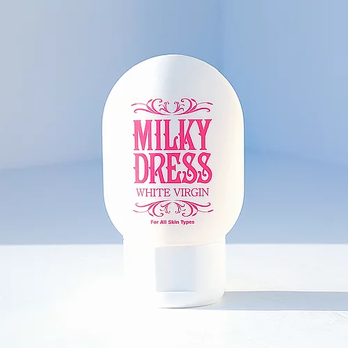 MILKYDRESS - White Virgin 65g