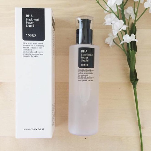 [Cosrx] BHA Blackhead Power Liquid 100ml Moisturizer Congested pores, be gone!