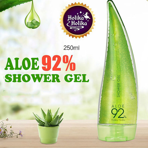 [ HOLIKA HOLIKA ] Aloe 92% Shower Gel 250ml