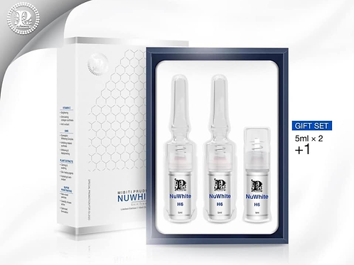GIFT SET NUWHITE H6 Mibiti Prudente 5ml