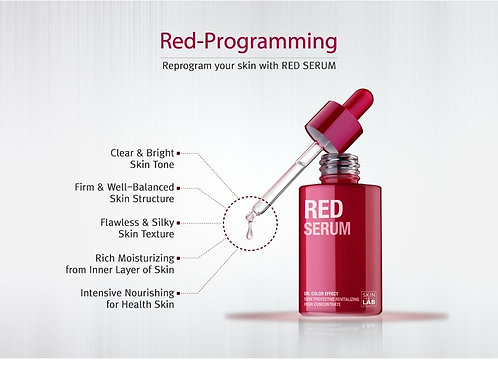 SKIN&LAB - Red Serum 40ml