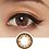 Thumbnail: GEO-Magic 1-Year Color Lens HC-244 Grang Grang Brown P-0.00 1 pair/2 pcs