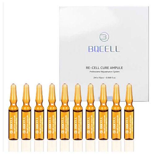 BQCELL Double Cure Ampoule 1box(2ml x 10ea)