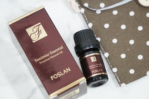 Foslan Feminine Essential Premium Natural Oil