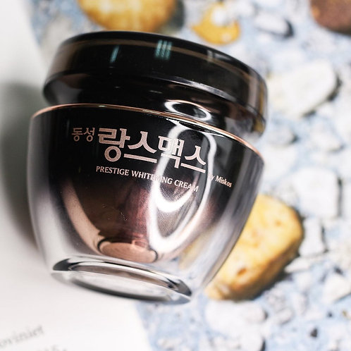 Dong Sung Rannce Cream Dark Spot & Freckle Treament FREE Steam Cell Mask