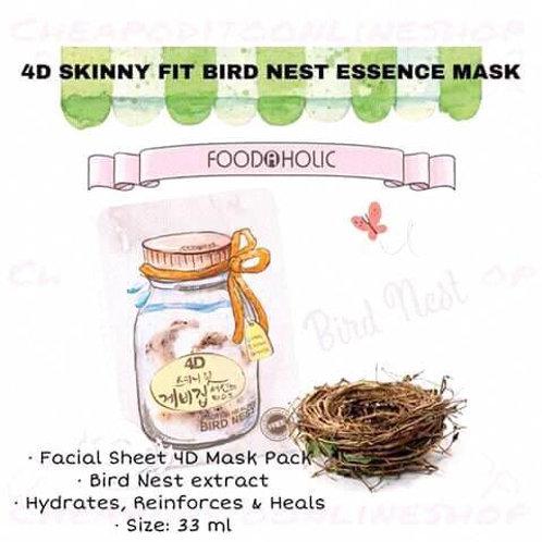Foodaholic 4D Skinny Bird Nest Essence Mask