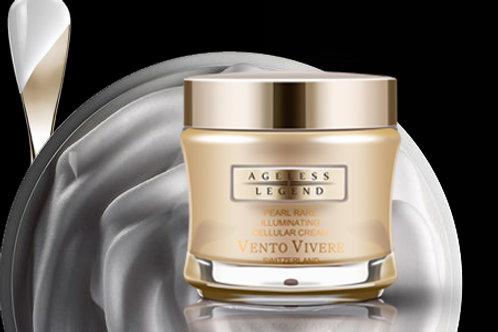 Vento Vivere - Pearl Rare Illuminating Cellular Cream 30g