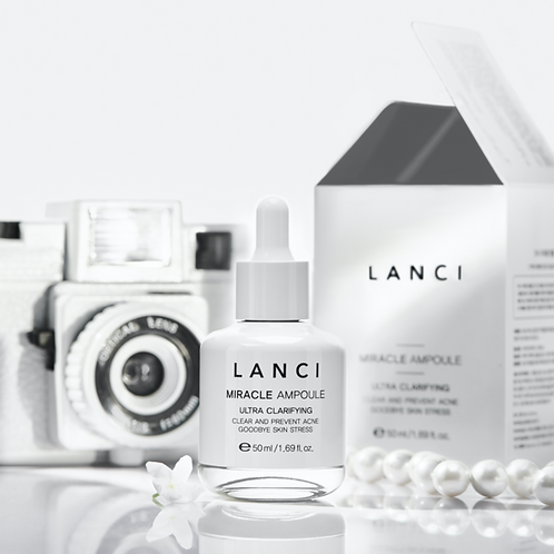 SERUM LANCI MIRACLE AMPOULE ULTRA CLARIFYING