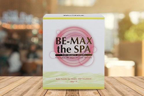 BE-MAX PROFESSIONAL the SPA (the spa) bemax professional the spa bath powder 50g