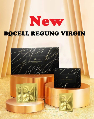 NEW UP GRADE!BQCELL S-VIRGIN (BQCELL REVIRGIN GUNG)