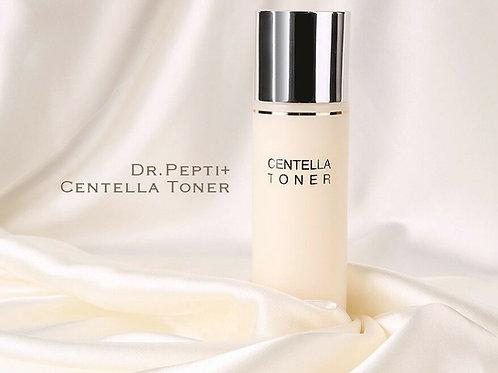Dr Pepti Centella Toner Anti Wrinkle Brightening Centella Asiatica Peptide 180ml