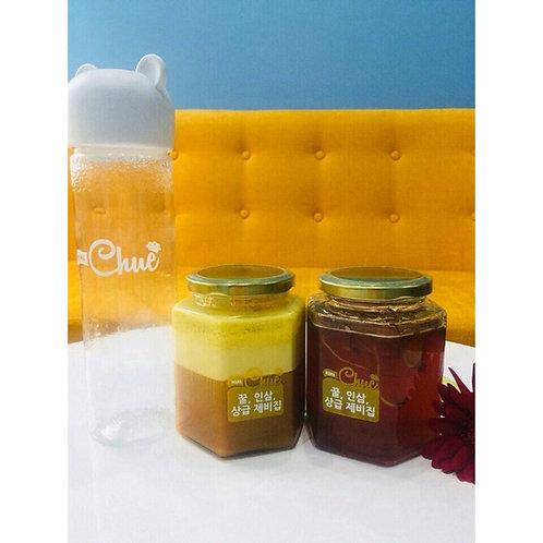 MAMA Chue Korean Ginseng TURMERIC / SAFFRON Honey, Health & Beauty, Face & Skin