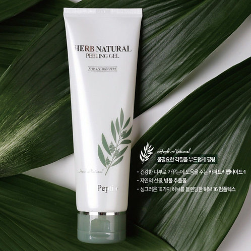 [DR.PEPTI] Herb Natural Peeling Gel 130ml(4.39oz) K-Beauty