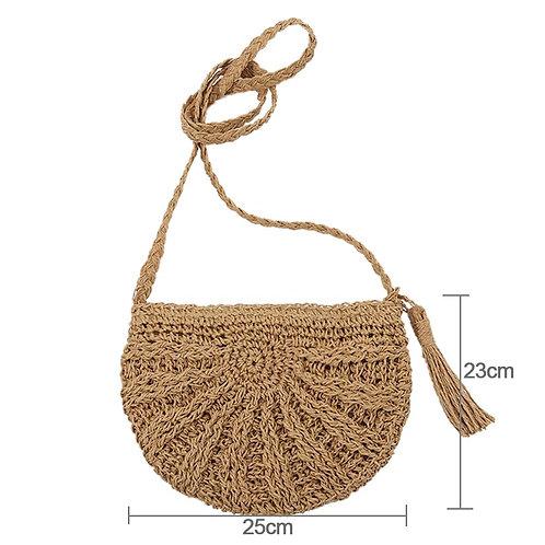 Shoulder Handbags/ Rattan Cross-body Bags