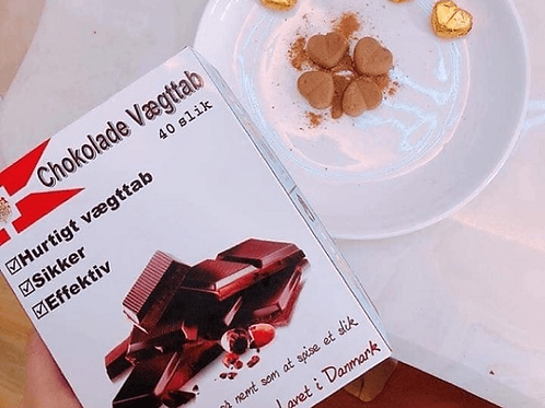 Danish chocolate for weight loss 40 Slik MADE IN DENMARK