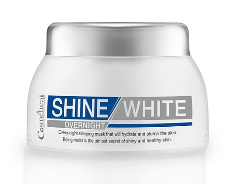 SHINE WHITE OVERNIGHT COSMEHEAL 50ml Made In Korea