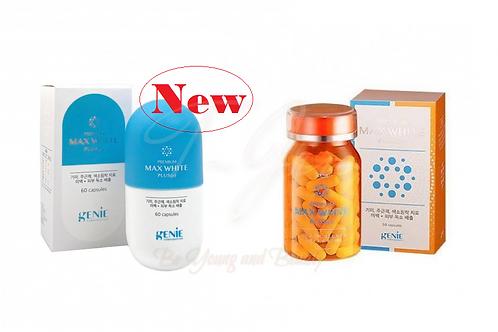 New Version Genie Max White Plus+ _ Premium Skin Whitening Dark Spot Treatment