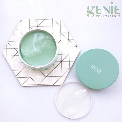 Genie Demar87 Cell Hydrogel Eye Patch 60 masks Made in Korea