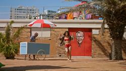 KFC TWISTER