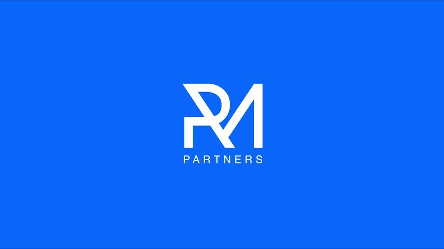 RM Partners Logo Animation