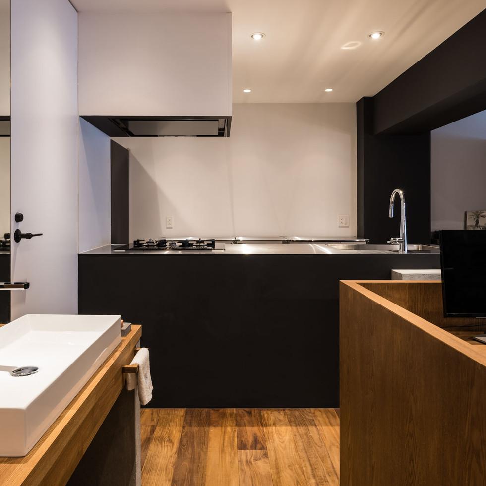 Reno-T 洗面+キッチン