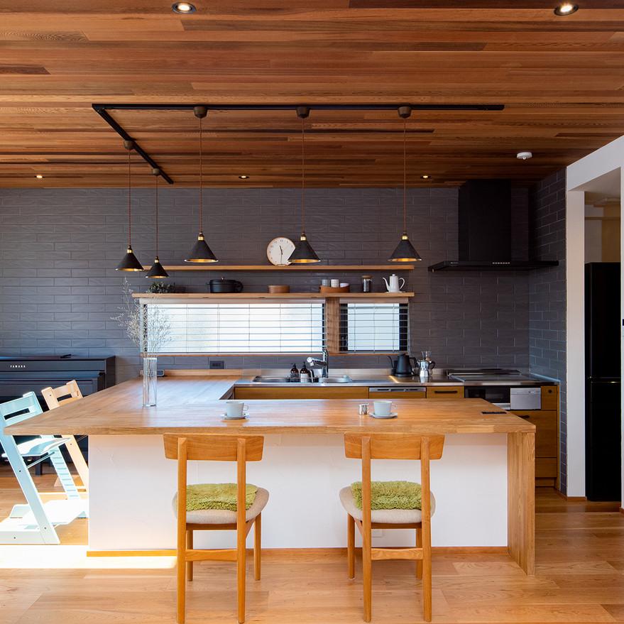 HOUSE-TSU 造作キッチン