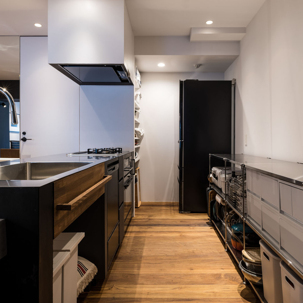 Reno-T キッチン収納