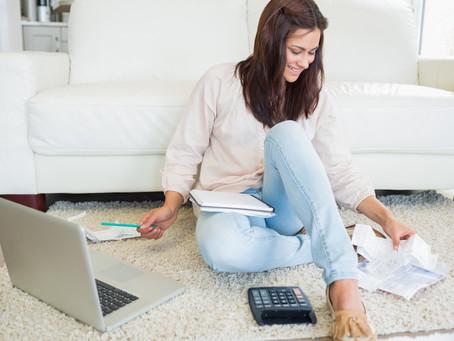 Planowanie budżetu na home staging