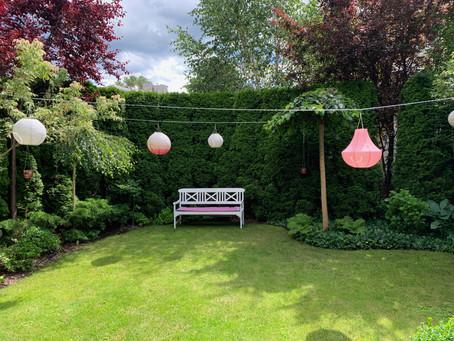 Home staging w ogrodzie