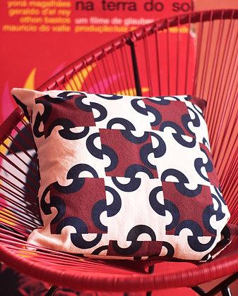 Capa de almofada - Wave