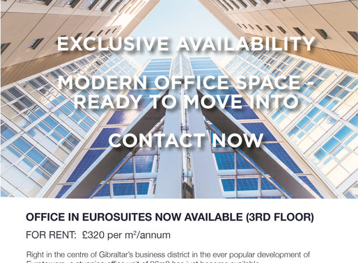 Office In Eurosuites Available For Rent! (86m2)