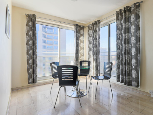 One Bedroom For Rent In Eurotowers! (£1,350 pcm)