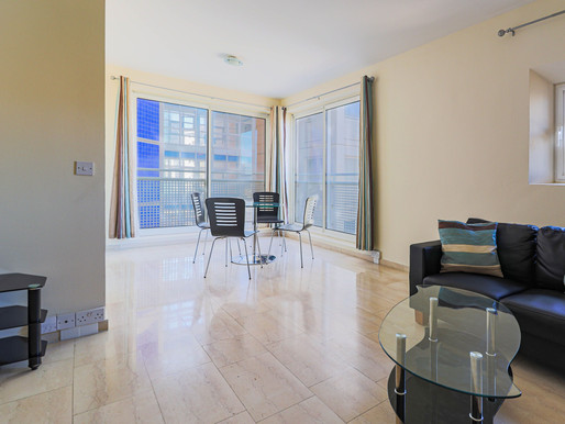 One Bedroom For Sale In Eurotowers! (£290,000)