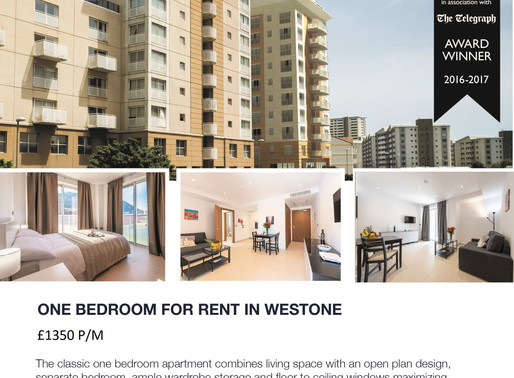 One Bedroom For Rent In WestOne!