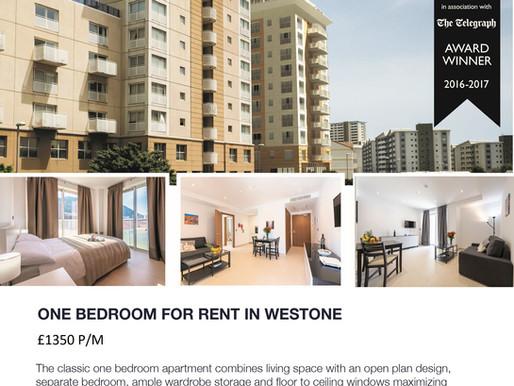 One Bedroom For Rent In WestOne!