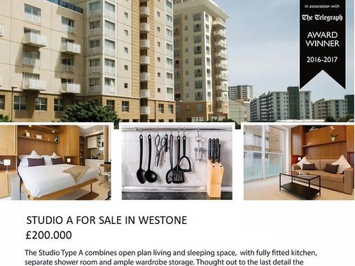 Studio A For Sale In WestOne!