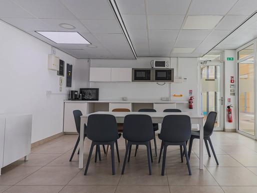 Office In Eurosuites For Rent! (127m2 - £320 / m2 / annum)