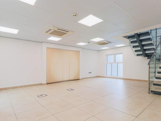 Office In Eurosuites For Rent! (86m2 - £320 / m2 / annum)