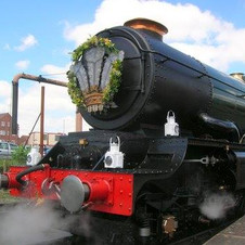 6024 and the royal train SVR