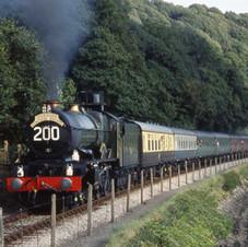 6024 on Torbay Express