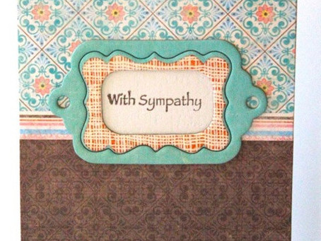 With Sympathy on the Day of the Dead