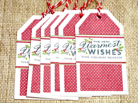 Warmest Wishes Tags