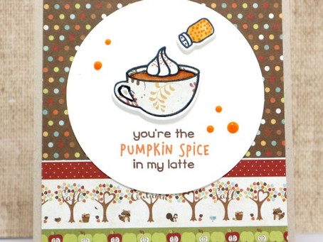 More Pumpkin Spice Cards