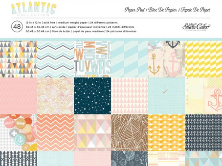 Friday Faves: Atlantic by Studio Calico
