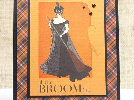 If the Broom Fits Card