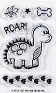 Birthday Boy Dinosaur Card