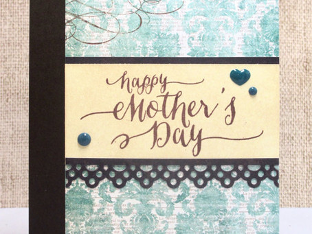 Mother's Day Sentiment Card