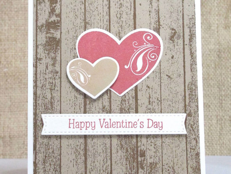 Valentine's For Him Card